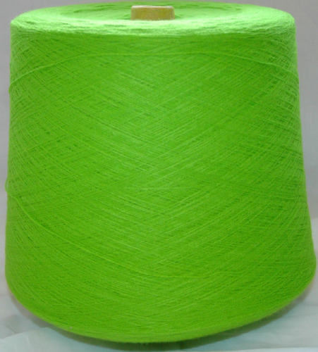 High Bulk Yarn 2/28s - Rave Green - 1600g